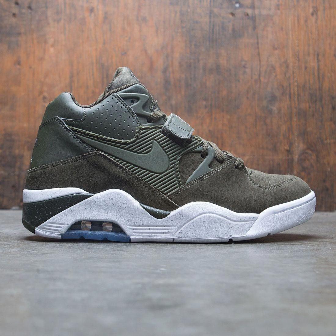 Nike Men Air Force 180 (khaki / cargo