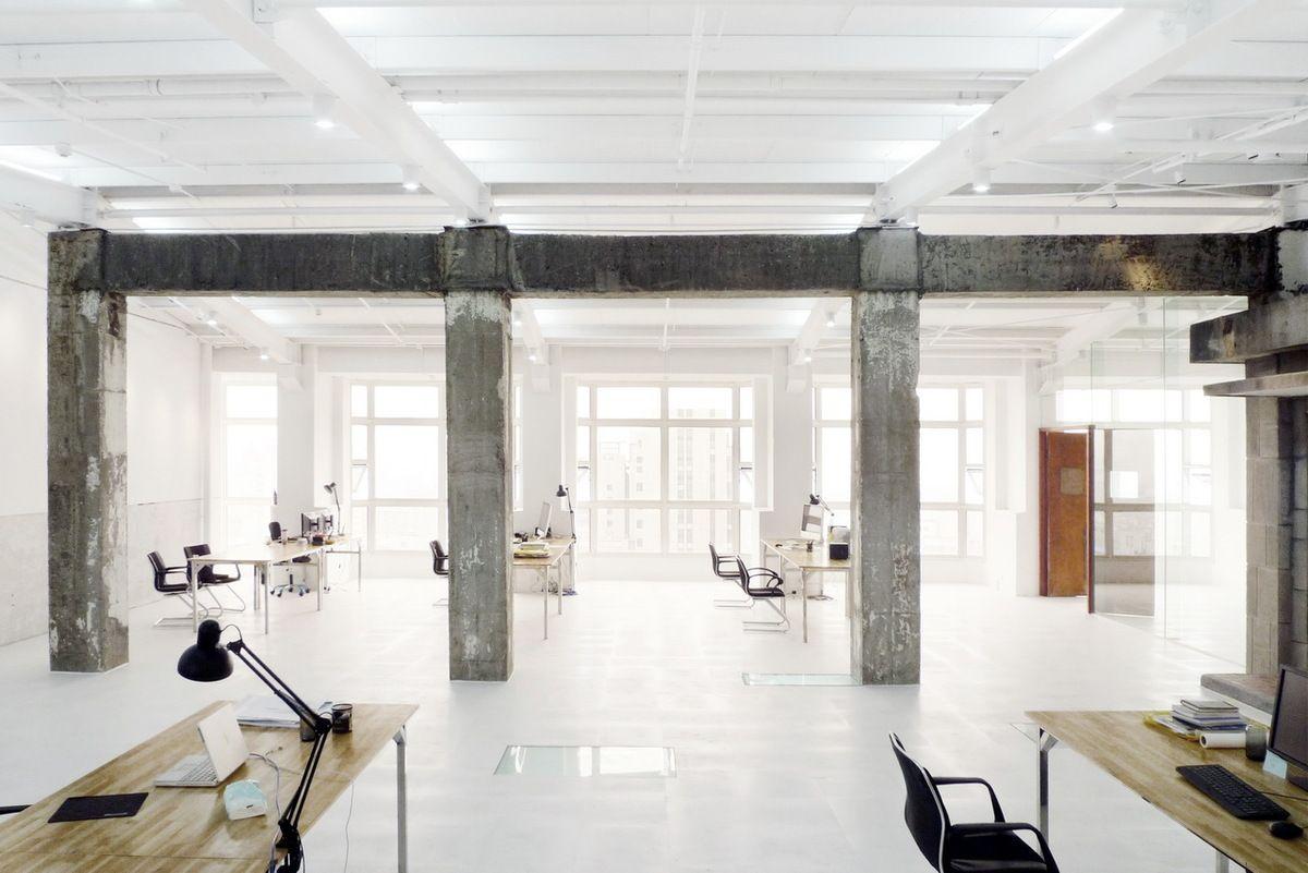 Captivating Office Floor