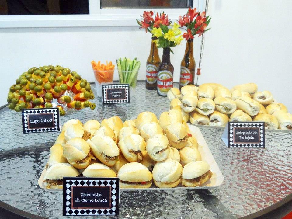menu fiesta de cumpleaños SANO adultos Buscar con Google MESAS DULCES Y SALADAS Pinterest