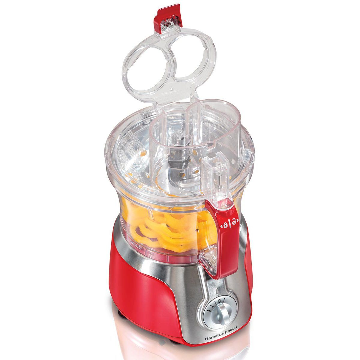 Big mouth deluxe 14 cup food processor 70576 food