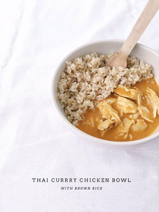 Thai Food Macros