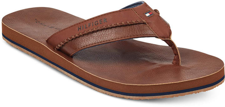 13588accfb416 Tommy Hilfiger Men s Dilly Thong Sandals Men s Shoes