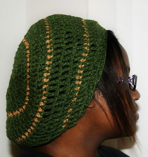 Ravelry: Quick and easy Slouchy Tam Beret pattern by Acquanetta Ferguson
