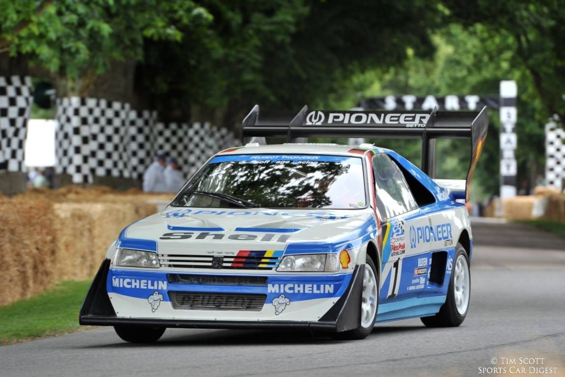 Goodwood Festival Of Speed 2014 Photos Gallery Results