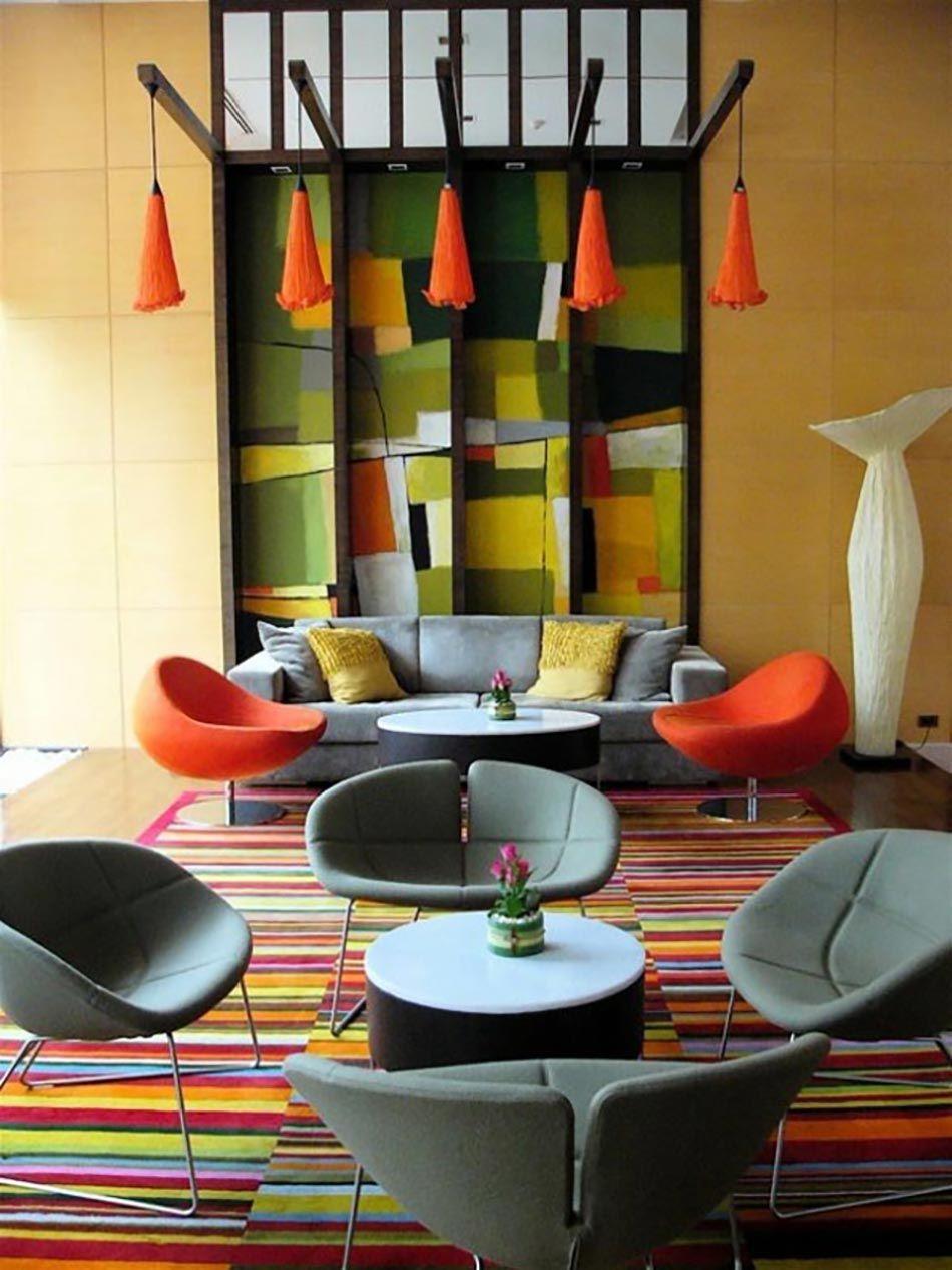 Deco Style Idea For Trendy Atmosphere