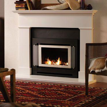 Sapphire Masonry Gas Log Fireplace Rinnai Australia Gas
