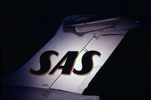 Untitled Scandinavian Airlines System Airline Company Sas