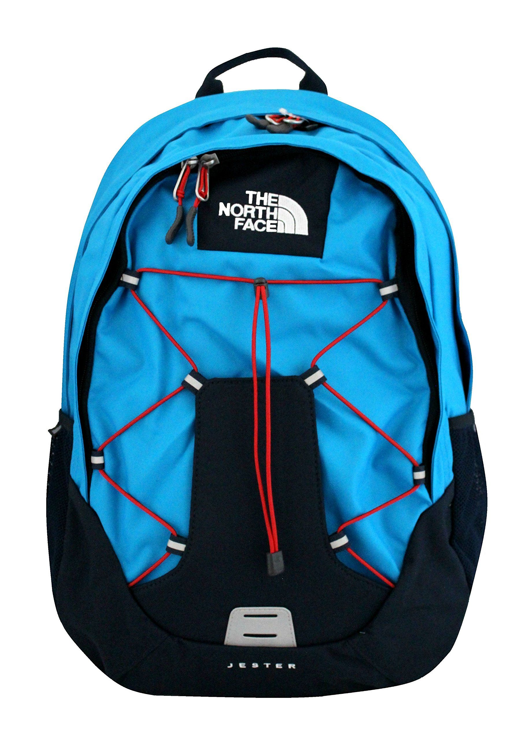 58dec96bd8 The North Face mens Jester laptop Backpack Quill Blue >>> Learn more by  visiting the image link. (This is an affiliate link) #HashTag1