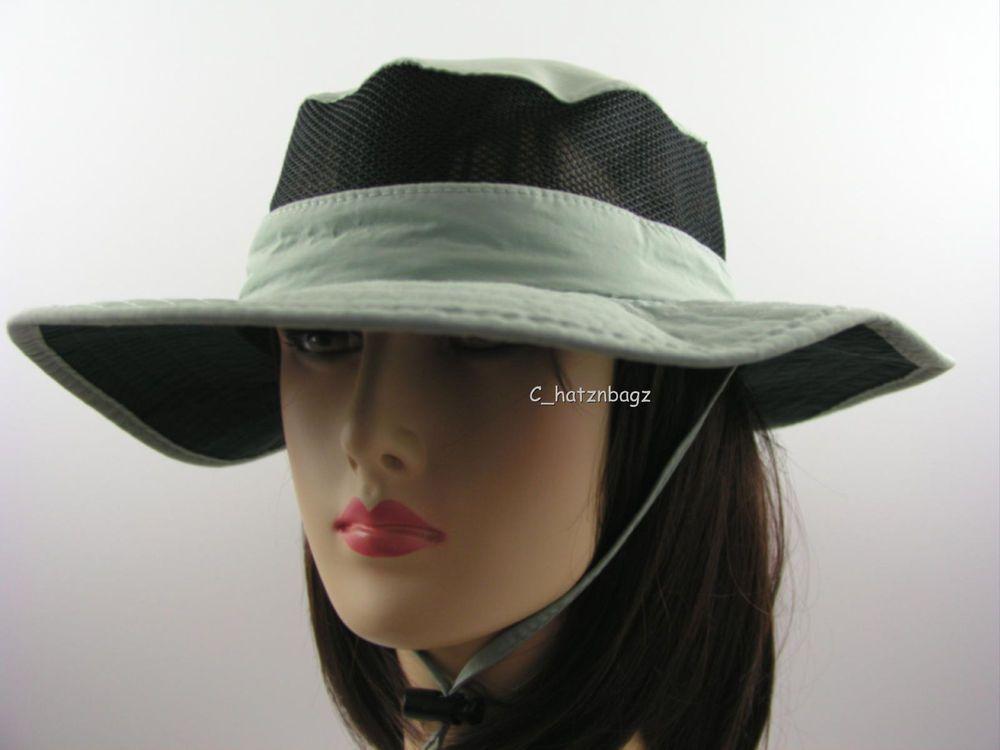 Cool Max Hat Sage Dorfman Supplex w UPF 50+ Protection LC626-S M-L ... 266874a84f93