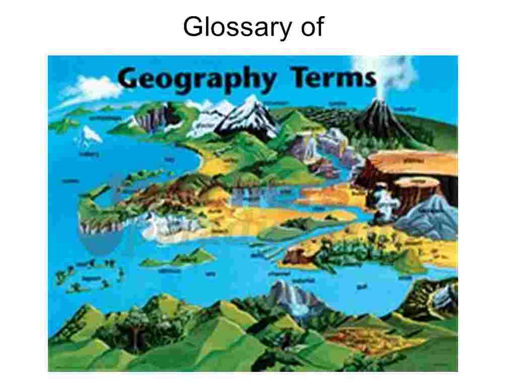 climate definition geography and glossary of geographical