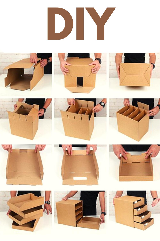WOW !! DIY Room Organizer    Mini Cabinet Making a