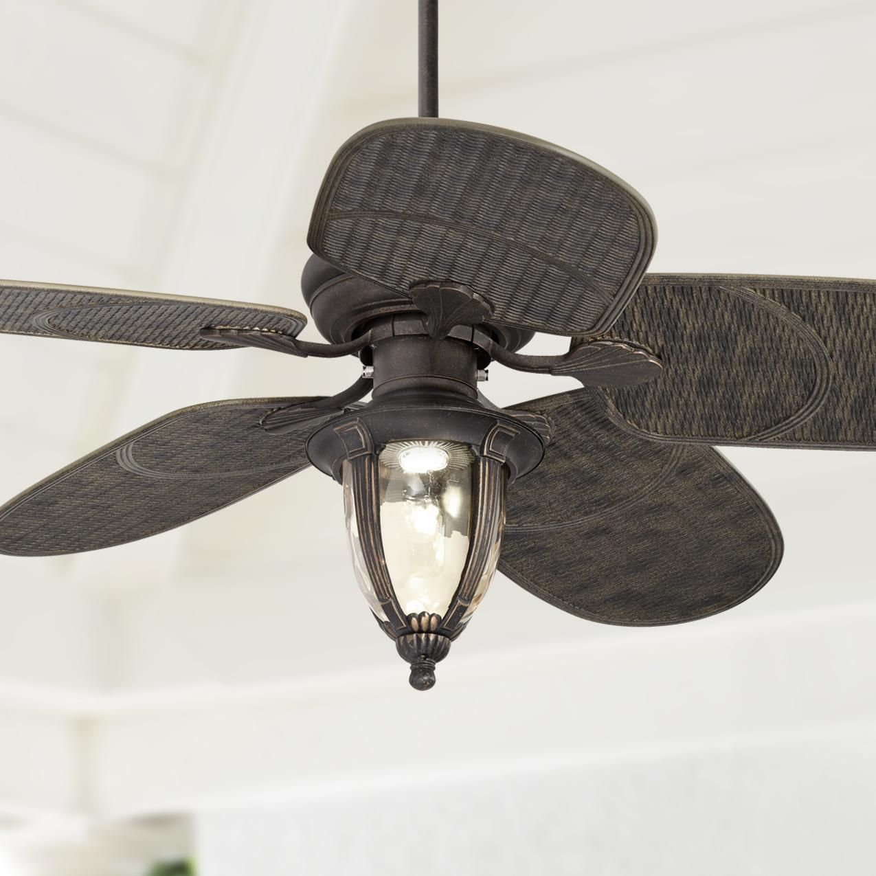 Ceiling Fans 54 Casa Vieja Lynx Soft Brass And Bronze Led Ceiling Fan Ceiling Fan Modern Ceiling Fan Ceiling Fan With Light