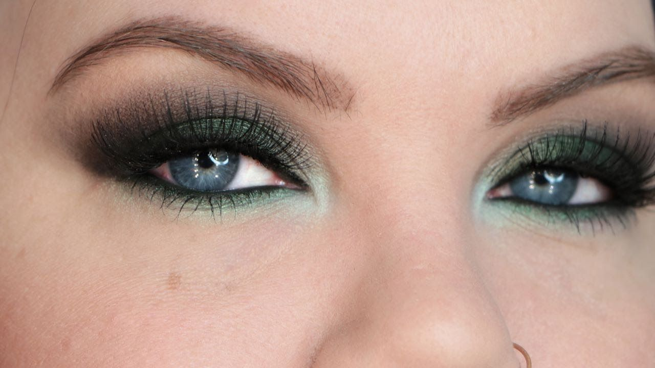 Greensmoke Full Face Makeup Tutorial