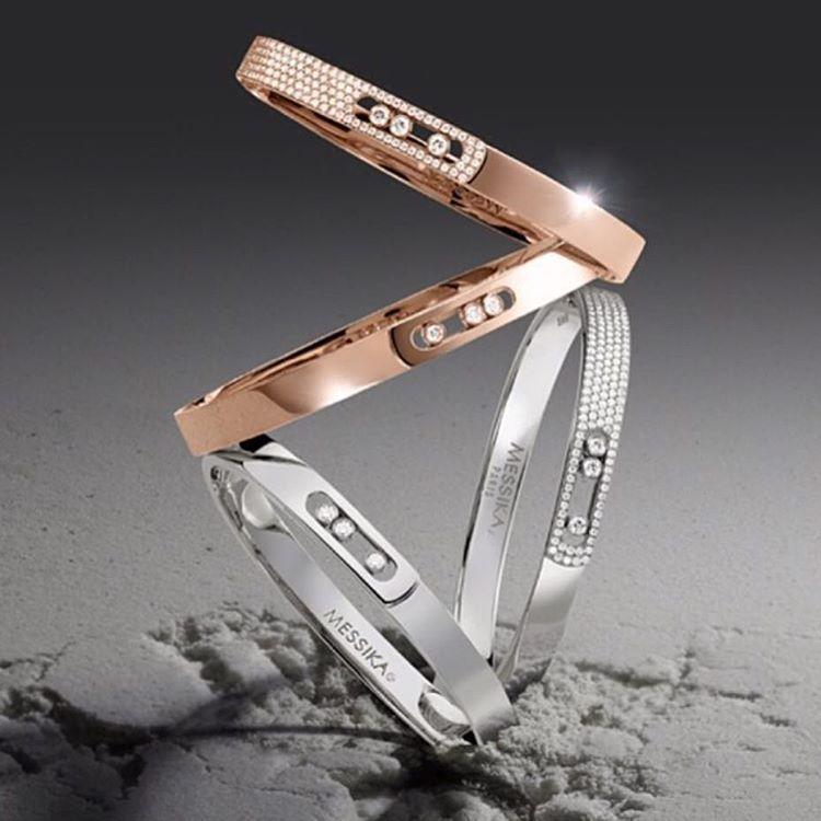 messika paris jewelry bracelet diamond new la s riyadh