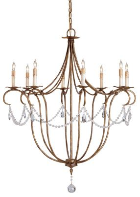 Company Crystal Lights Chandelier