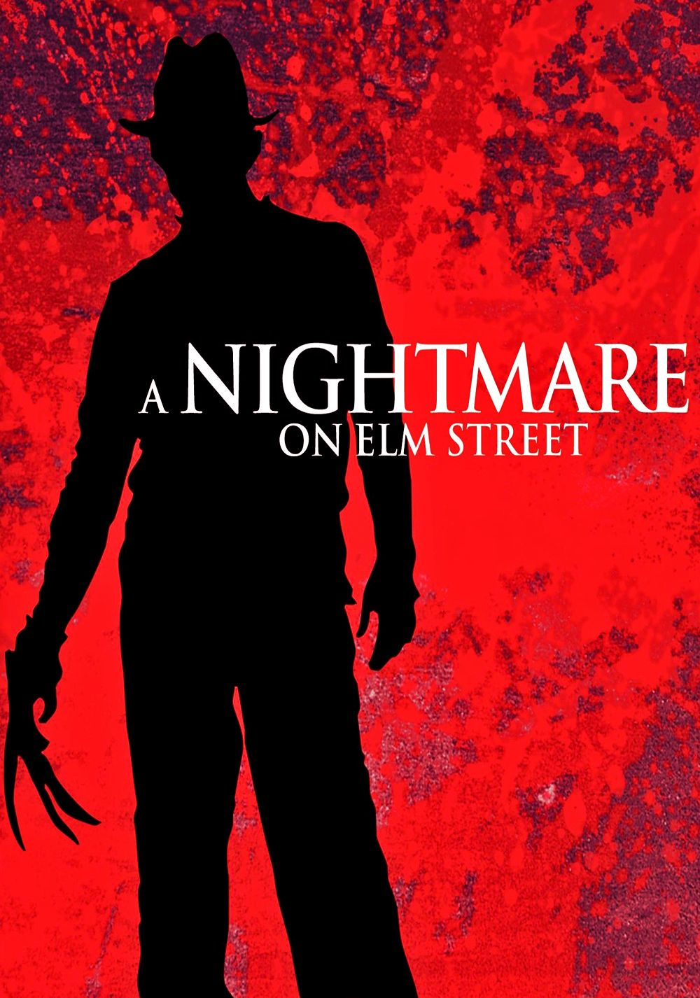 A Nightmare on Elm Street movie poster image