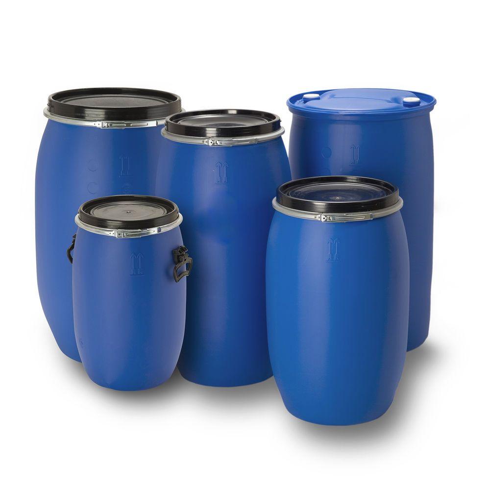 производство пластиковых бочек