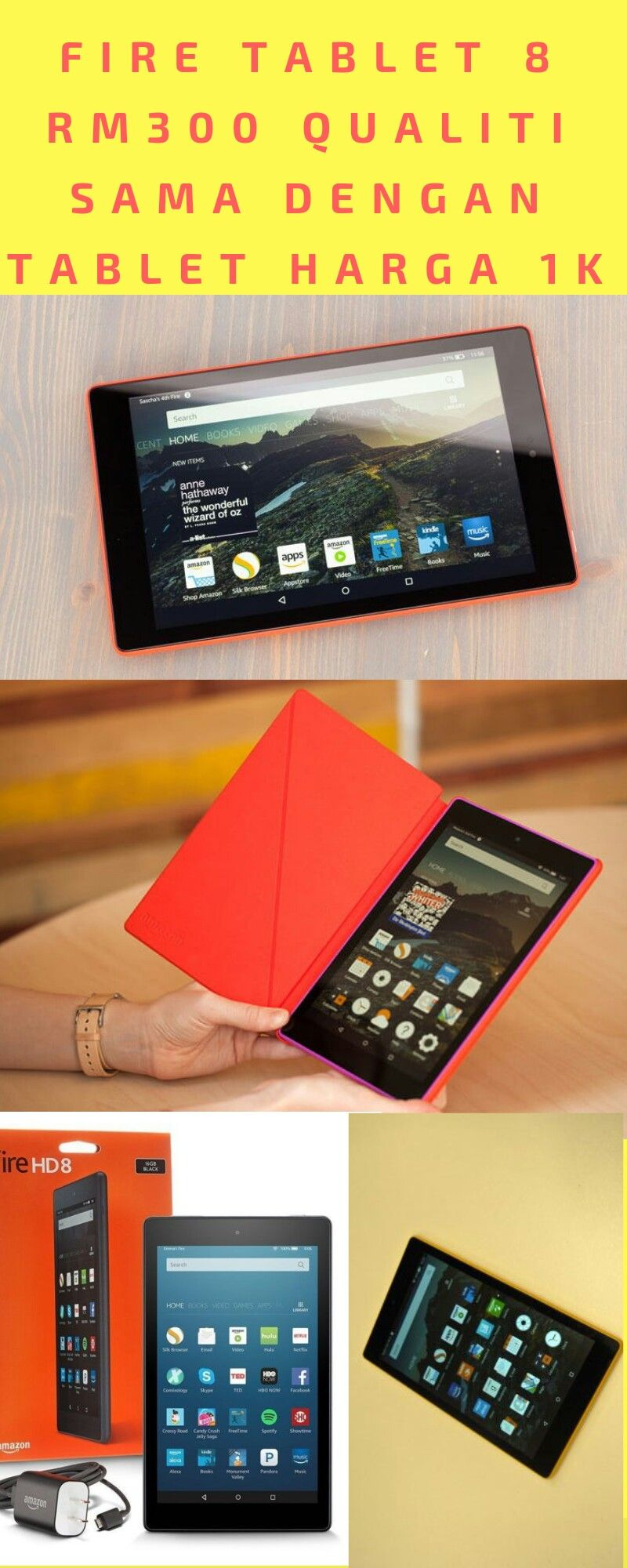 Amazon Fire Tablet Malaysia Tablet Amazon Fire Tablet Fire Tablet