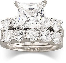 Jcpenney Cubic Zirconia Wedding Rings - Season love