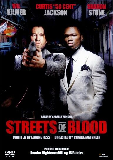 50 Cent Street Of Blood 50 Cent Movies In 2019 50 Cent