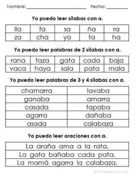 guided reading tools syllable reading assessments spanish pepe loves bilingual teaching. Black Bedroom Furniture Sets. Home Design Ideas