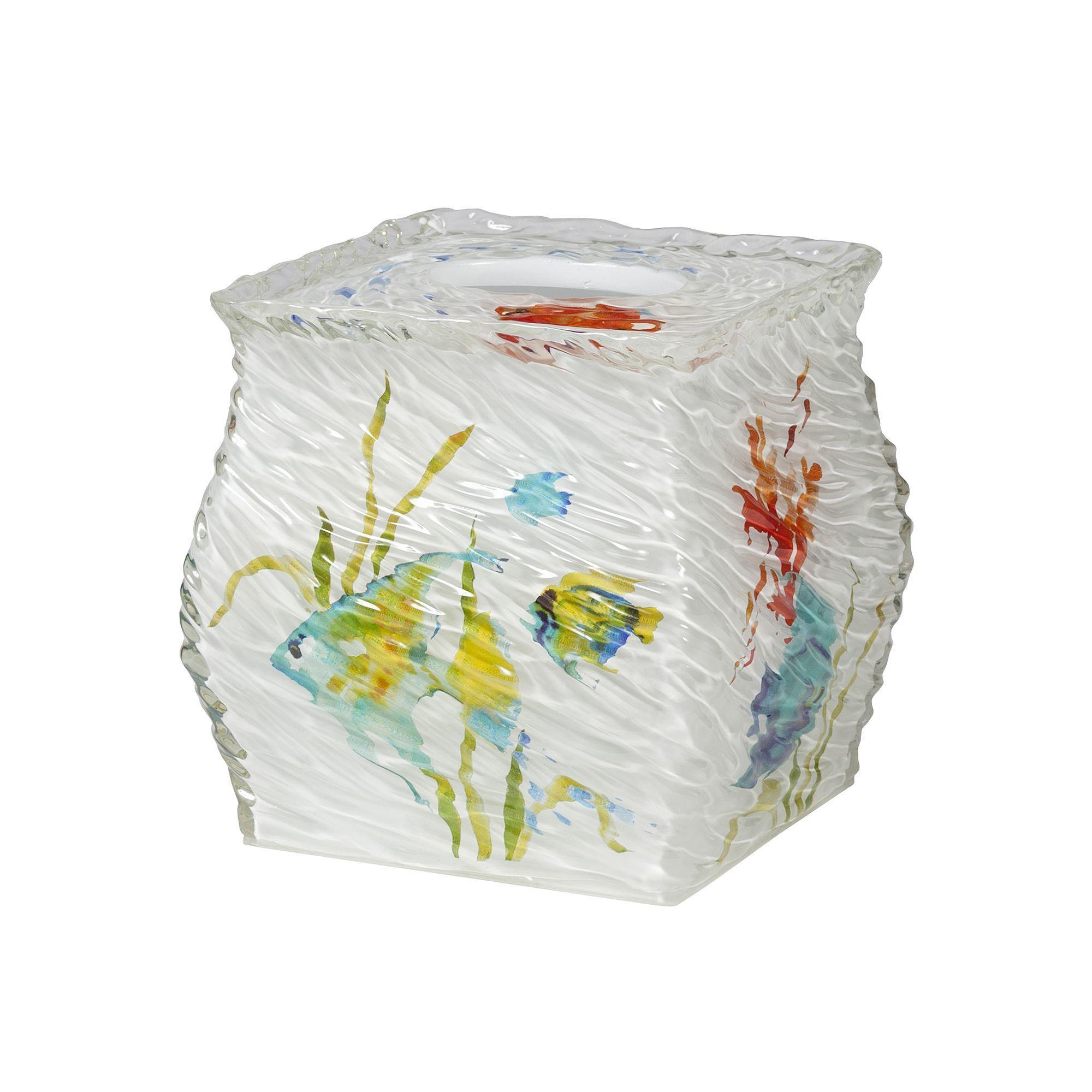 Creative Bath Rainbow Fish Tissue Holder | Pinterest | Rainbow fish ...