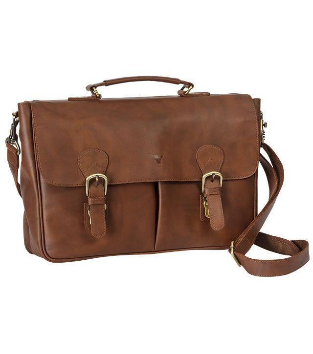 147d03df31 Luxury Leather Briefcase