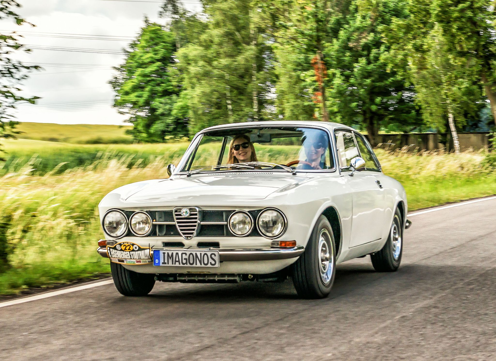 ALFA ROMEO GT 1971 1976