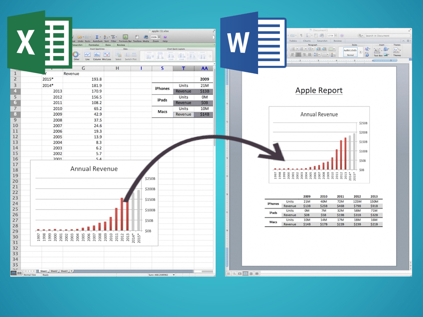 This excel trick will make your reports so much better microsoft this excel trick will make your reports so much better ccuart Choice Image