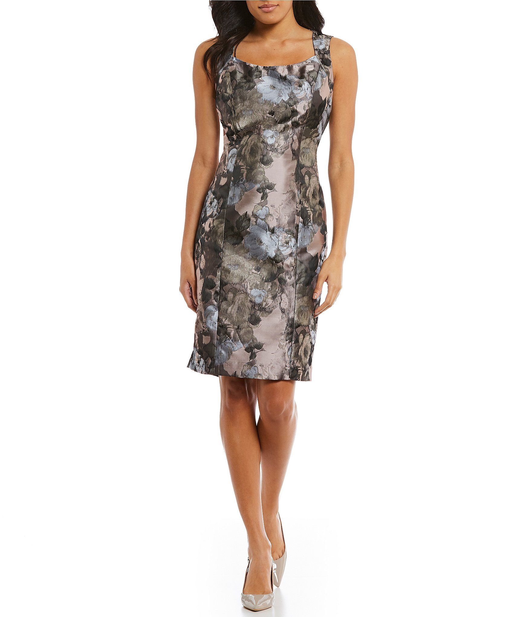 Shop for kasper petal print sheath dress at dillards visit