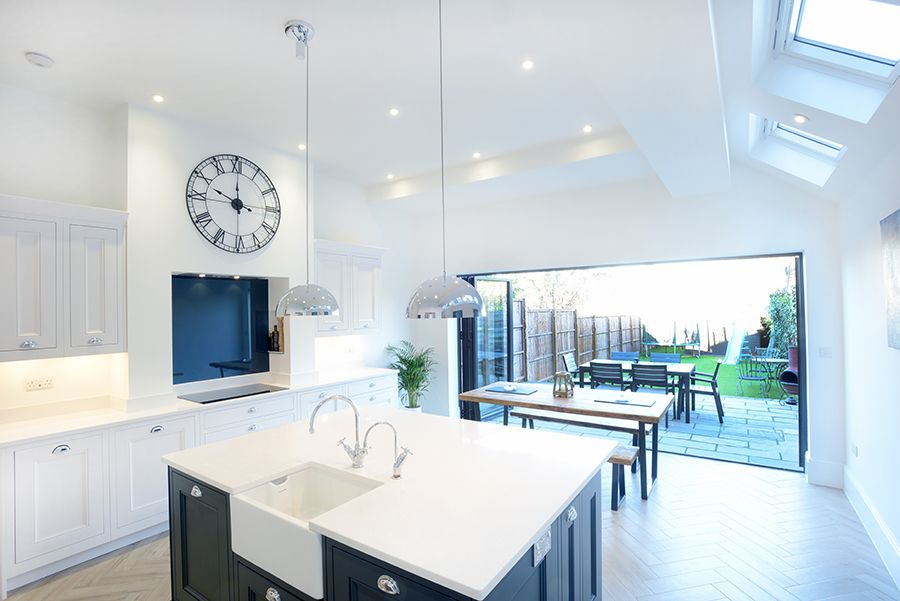 Marvelous Hire Interior Designers And Builders London For Loft Conversions And House  Extensions, Such As Side Return Kitchen Extensions For Victorian Terraced  Houses.
