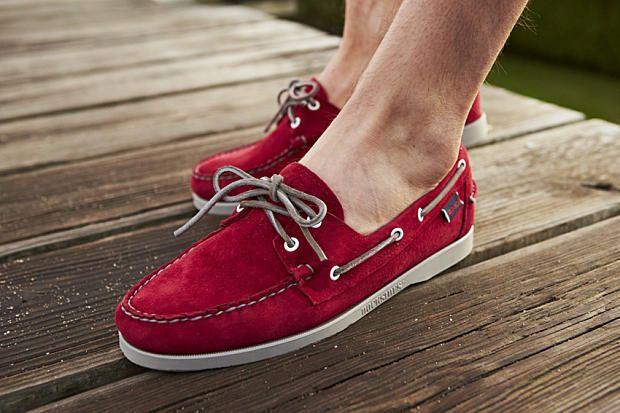 Docksides de Sebago : des chaussures indémodables