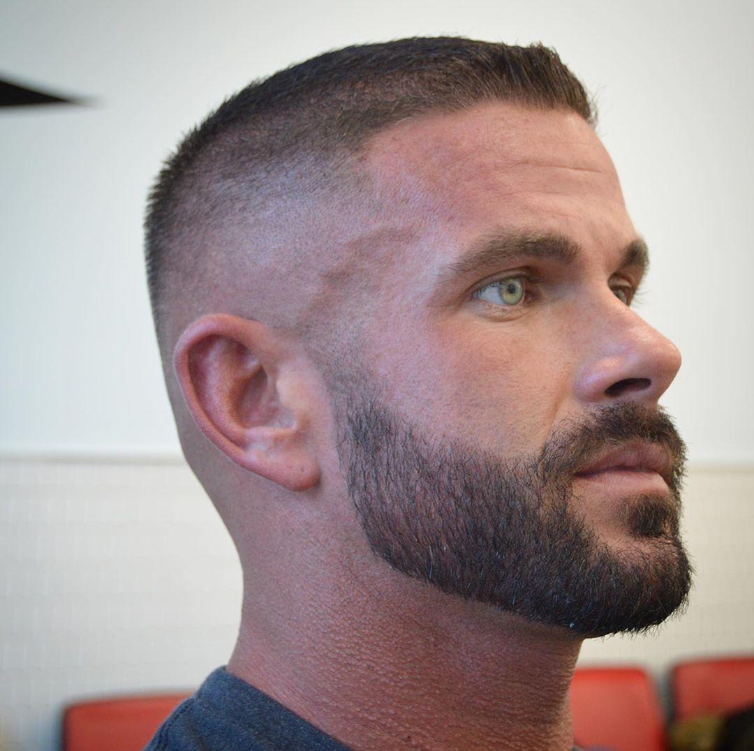 Pin On Short Hair With Beard