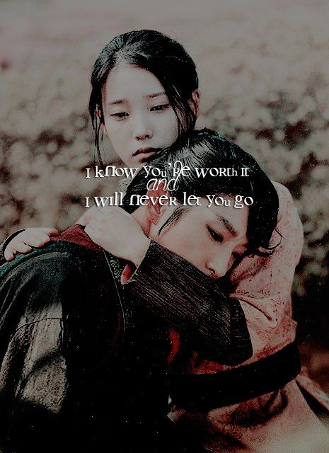 I don't typically like fan stuff but this is so pretty (Scarlet Heart Ryeo)