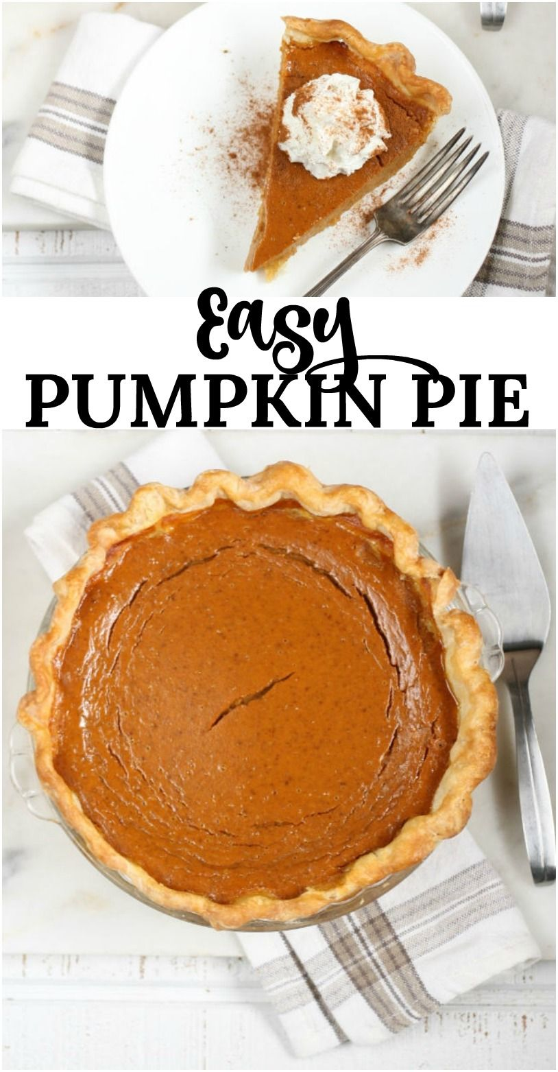 Classic Pumpkin Pie In A Cast Iron Skillet And Pie Leaves Is Easy To Make And T In 2020 Pumpkin Pie Recipe Easy Easy Pumpkin Pie Pumpkin Pie Recipe With Condensed Milk