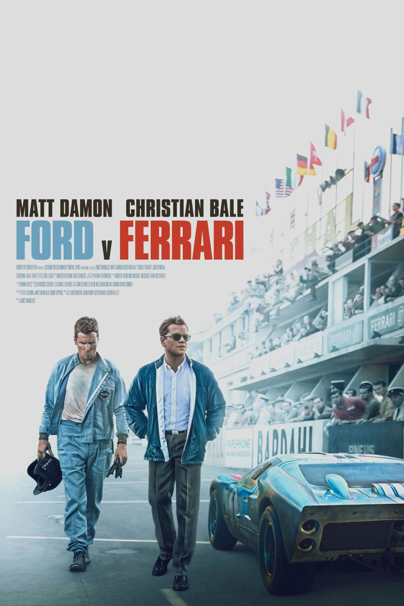 Ford V Ferrari 2019 Free Movies Online Ferrari Full Movies Online Free