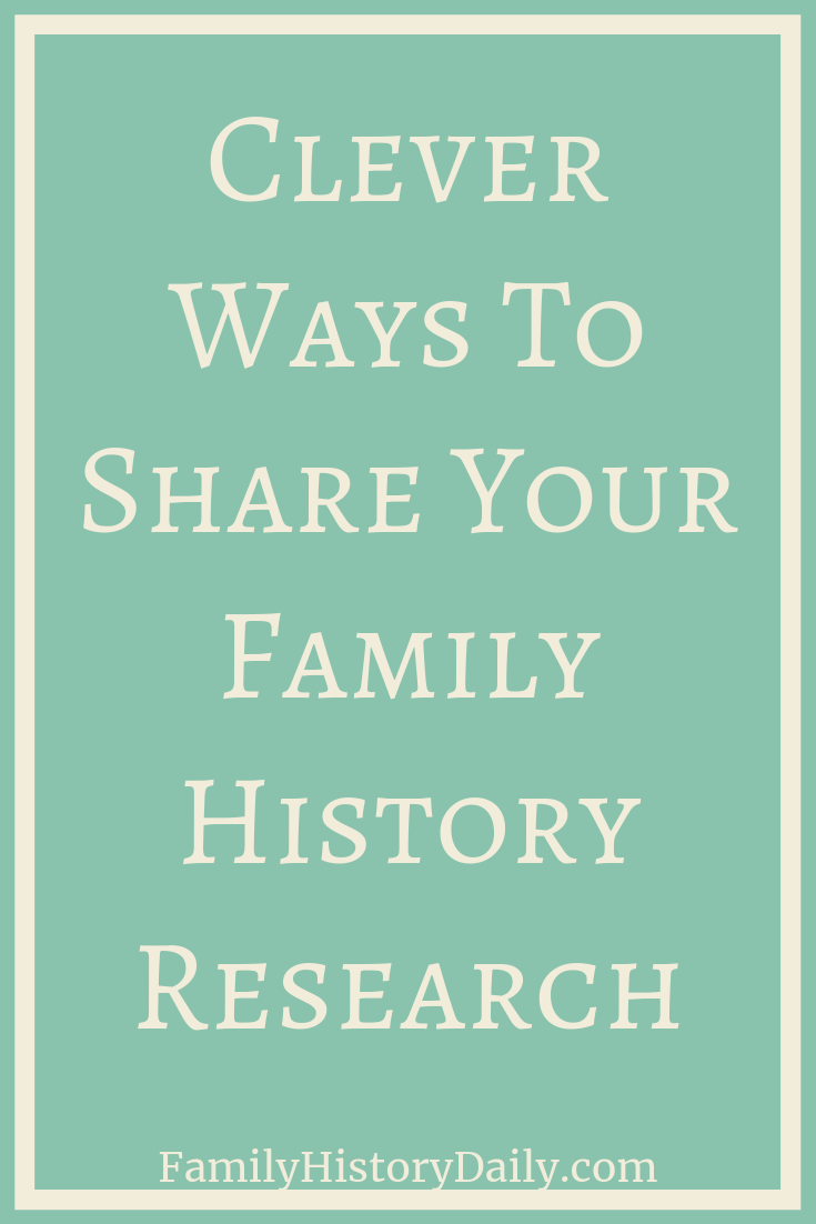 Beyond the Tree: 4 Enduring Ways to Share Your Family History