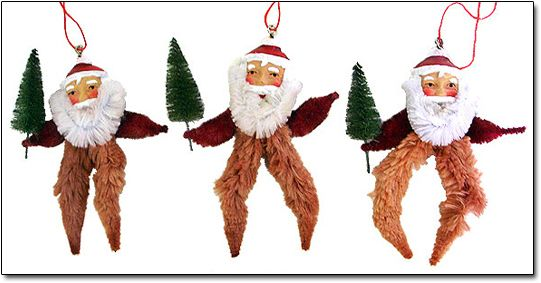 xx the 11 most unintentionally creepy christmas ornaments - Creepy Christmas Decorations
