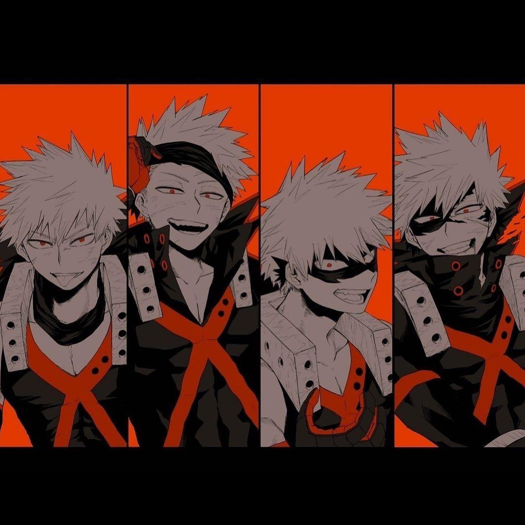 Bakugou Mha In 2020 My Hero My Hero Academia Manga My Hero Academia Shouto