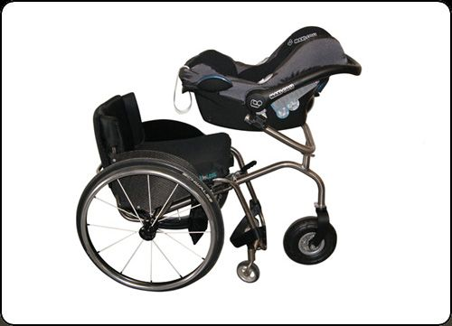Maxi Cosi Schommelstoel.Roam Connect Kid Maxi Cosi Baby Seat For Wheelchairs Ehlers
