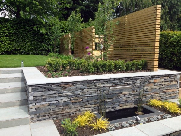 Top 60 Best Retaining Wall Ideas Landscaping Designs Backyard Retaining Walls Landscaping Retaining Walls Garden Retaining Wall