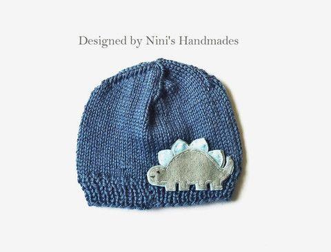 6e017860e21 Knit Denim Dinosaur Hat 10% Discount Code
