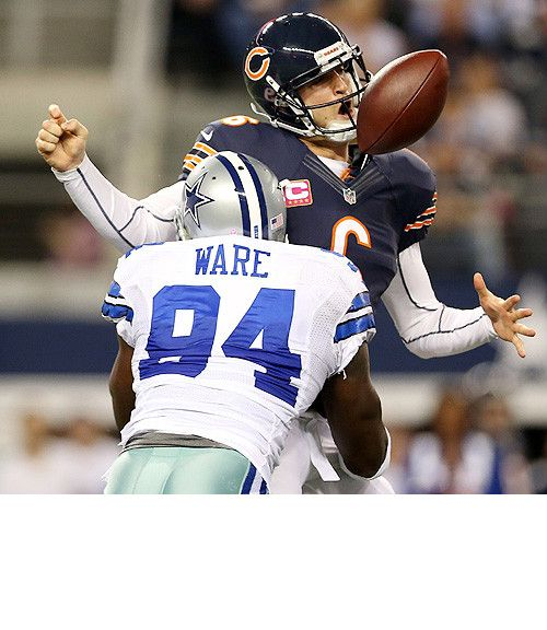 The Star will miss DeMarcus Ware!!!!!