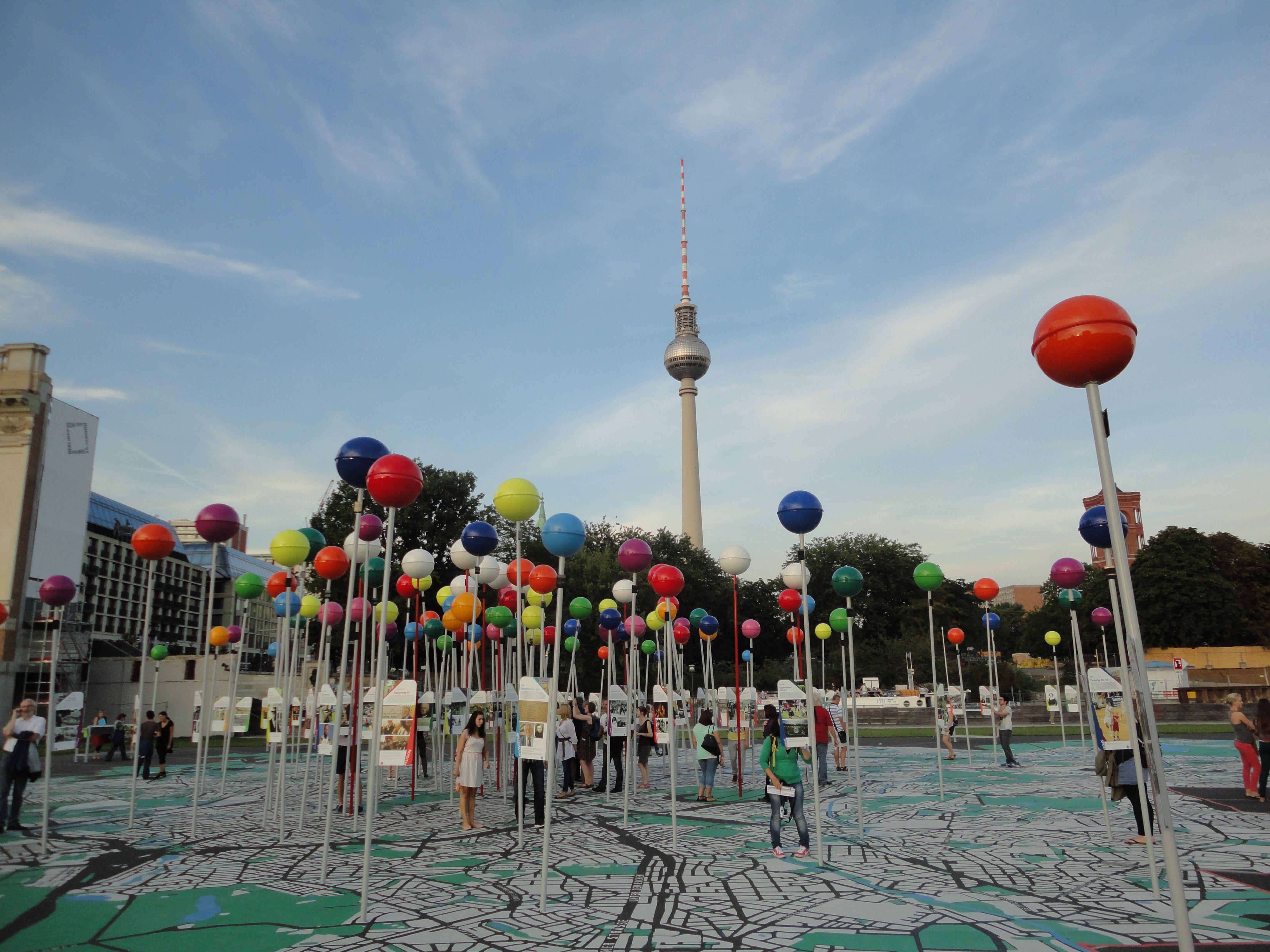 Berlin Allemagne Berlin Et Allemagne