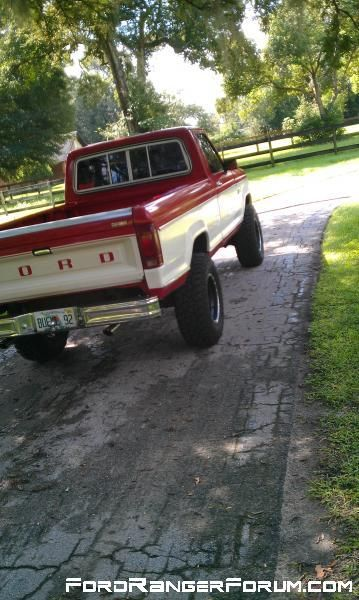 Ford Bronco Ii 1989-1990 3 Inch Body Lift