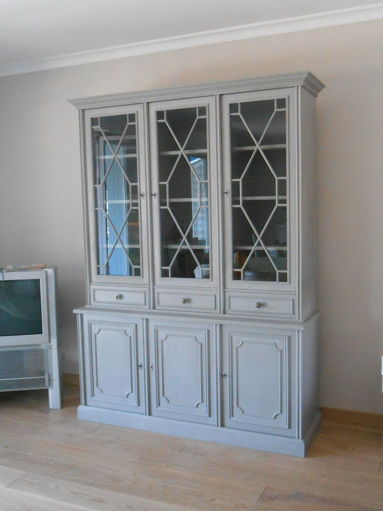 Bibliotheque Anglaise Patinee Shabby Chic Style Gustavien Meuble Anglais Relooking Meuble Style Gustavien
