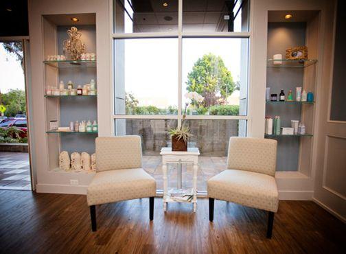 Montecito santa barbara hair salon shine blow dry bar for Raumgestaltung einzelhandel