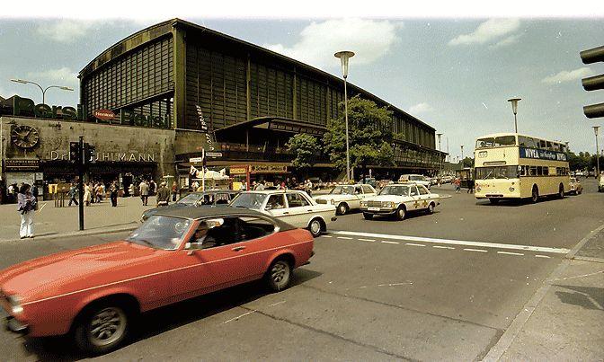 Bahnhof Zoo 1978