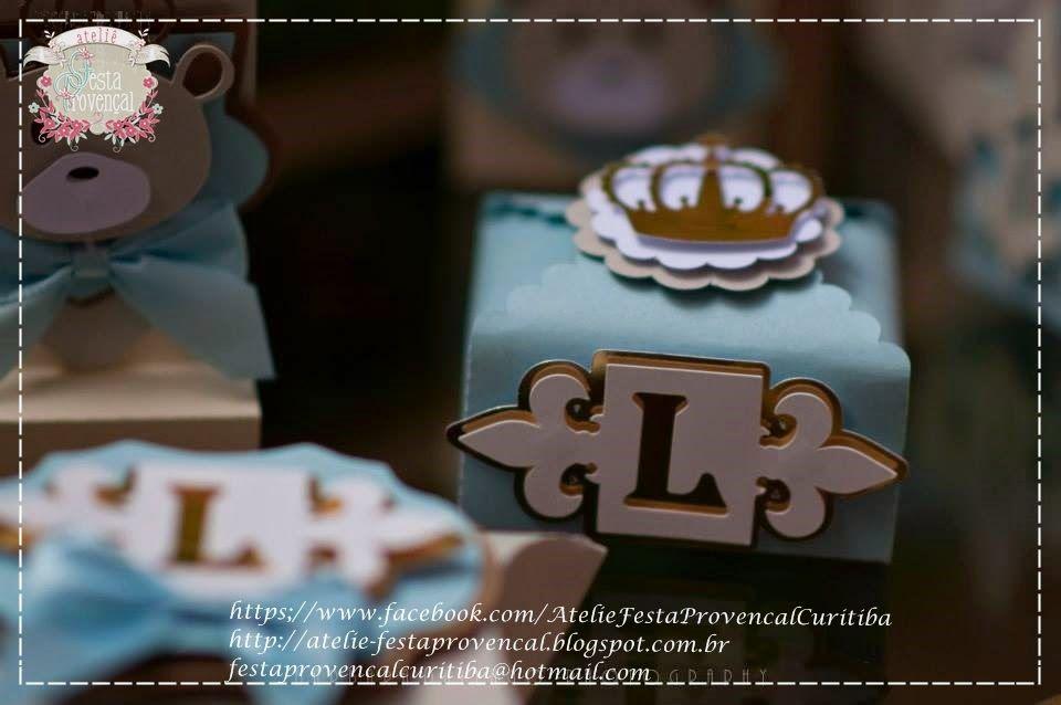 Ateliê Festa Provençal: Personalizados em Scrap Reinado