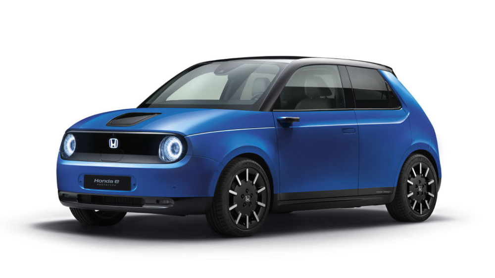 Electric Honda E Shows Off New Colors As Reservations Open In 2020 Honda Cars Uk Opening Car
